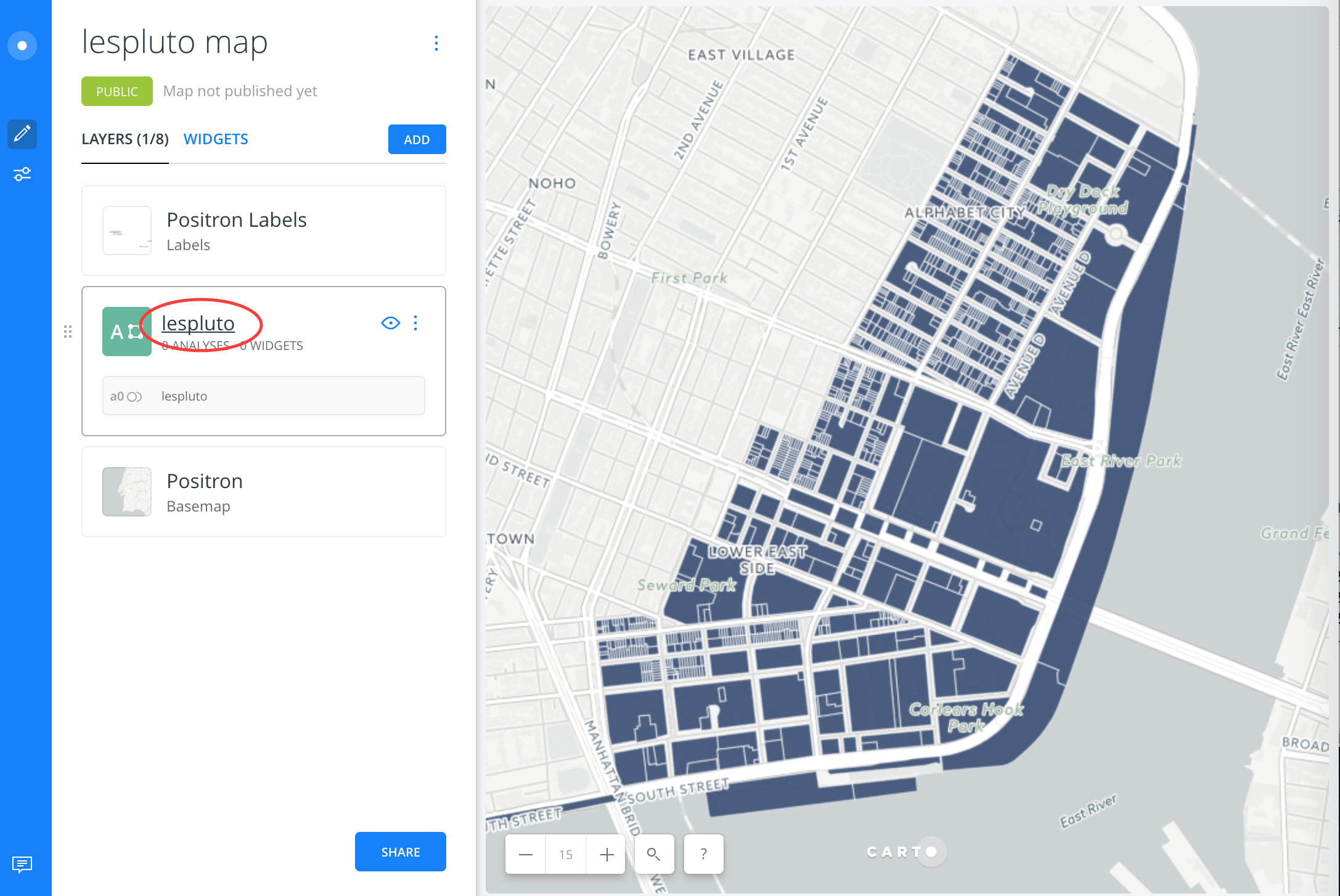 New York Subway Map As Layer.Make A Digital Map With Carto Nycommons